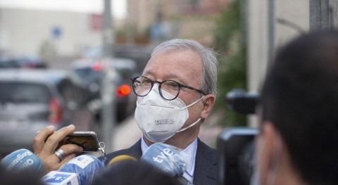 Archivada causa ex presidente murciano Valcárcel caso 'Desaladora II'