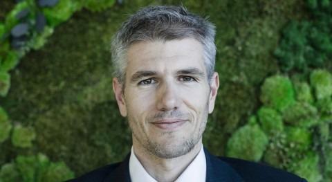 José Miguel Janices es director de concesiones de FCC Aqualia (Foto: Guadalupe de la Vallina)