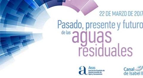 pasado, presente y futuro aguas residuales, debate Madrid