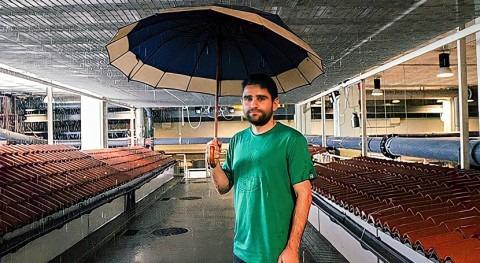 "Juan Naves: "" estimación precisa cargas contaminantes optimizará diseño SUDS"""