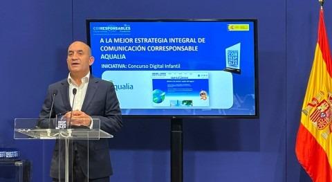Premio proyecto educativo que ha formado 250.000 alumnos consumo responsable agua