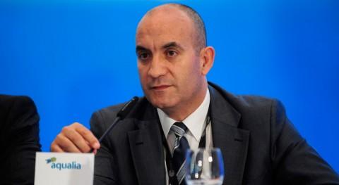 """JP. Merino: """" comunicación basada mensajes reales debe ser constante sector agua"""""""