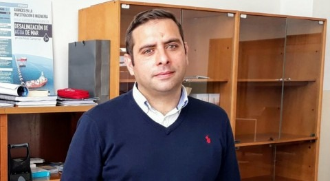 Entrevista al ganador IX Premio Agustín Betancourt: Santamarta Cerezal ingeniero