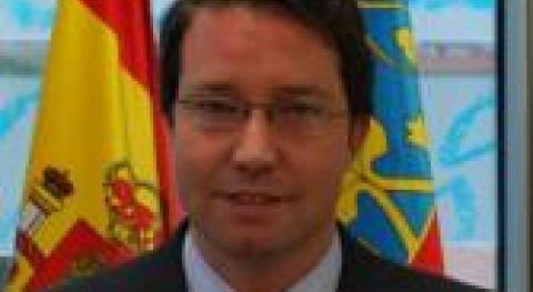 El director general de Evaluación Ambiental y Territorial, Juan Giner