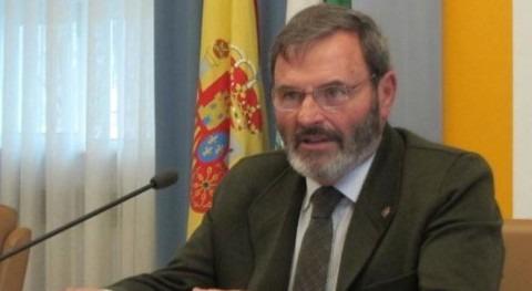 El subdelegado del Gobierno en Jaén, Juan Lillo