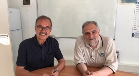 Juan M. Lema y Manel Poch: diálogo