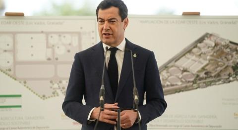 Andalucía invertirá 575 millones infraestructuras hidráulicas