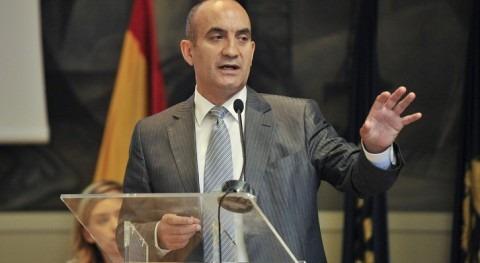 Juan Pablo Merino, director de FCC Aqualia y FCC Medio Ambiente