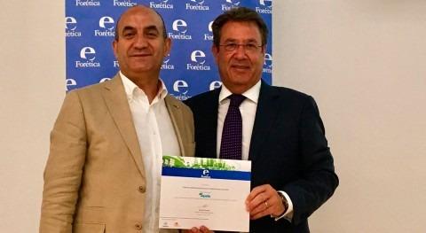 Plan Comunicación Aqualia Ibiza y Formentera, reconocido Forética