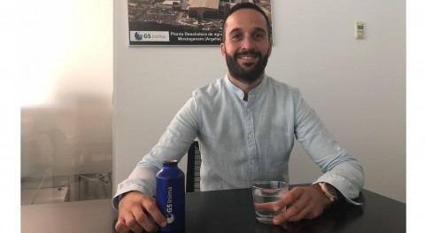 "Juan José Alonso: "" restaurantes son expositores que poner valor agua grifo"""
