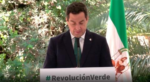 """Andalucía da primer paso """"autovía agua"""" paliar déficit hídrico Málaga"""