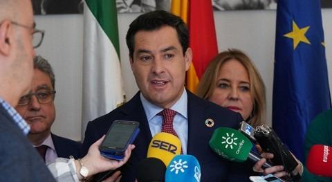 Andalucía inicia contactos BEI ambicioso paquete infraestructuras hídricas