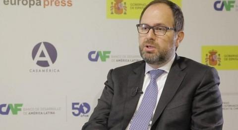 """J. Suárez: """"CAF trabaja incorporar perspectiva cambio climático gestión agua"""""""
