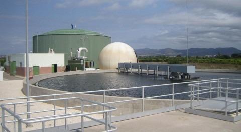 Valorización residuo industrial aplicación purificación biogás