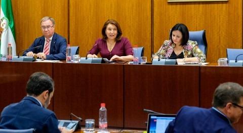 Andalucía pone marcha 30% depuración prevista cargo al canon agua 2019