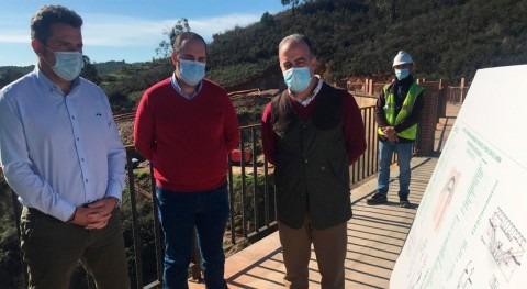 Andalucía invierte más 10 millones mejorar presas Cueva Mora y Sotiel-Olivargas