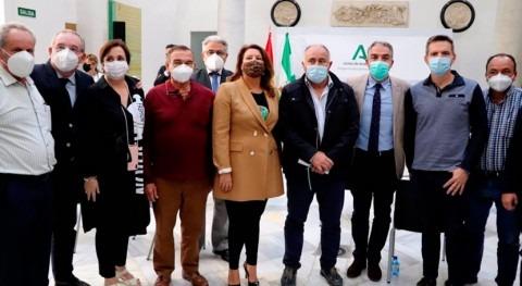 agua regenerada EDAR Vélez-Málaga regará 2.700 hectáreas Axarquía
