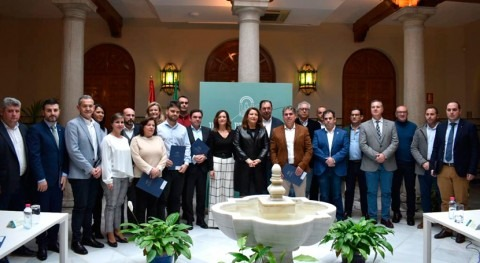 Andalucía destina 48,6 millones euros iniciar 12 proyectos depuración agua Jaén