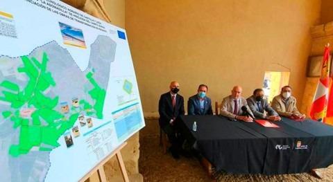 Castilla y León impulsa nueva zona regable ribera Rituerto 6,4 millones euros