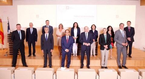 Miguel Ángel Carrillo, nuevo presidente Colegio Ingenieros Caminos, Canales y Puertos