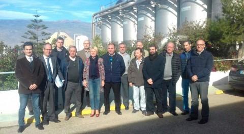 Aprobada reutilización agua regenerada EDAR Ejido riego