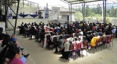 Ecuador legaliza 20 juntas agua potable y saneamiento Gualaceo