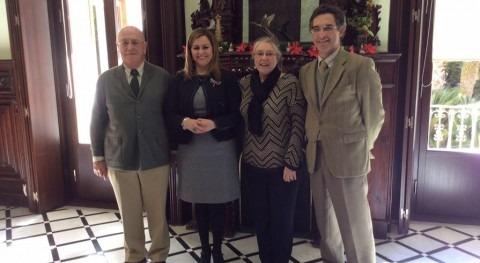 Junta Andalucía y Feragua acuerdan calendario trabajo 2015