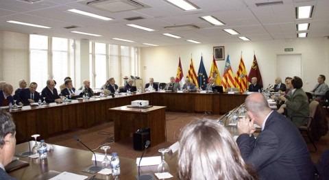 Junta Gobierno CHJ analiza líneas actuación organismo cuenca 2019