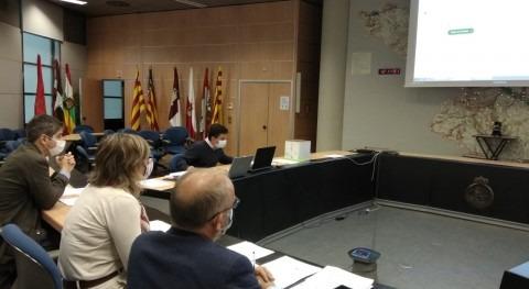 Reunión ordinaria 18 Juntas Explotación cuenca Ebro