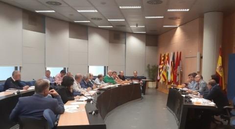 18 Juntas Explotación cuenca Ebro analizan última campaña riego