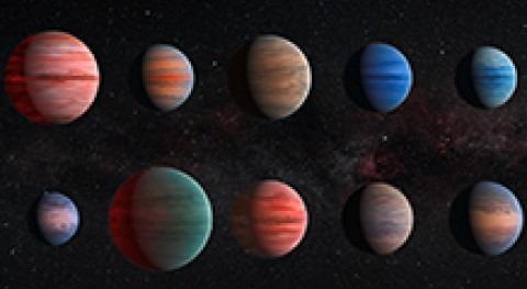 nubes y brumas ocultan agua algunos exoplanetas