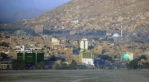 Miles afganos Kabul carecen agua potable debido sequía