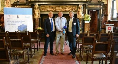 Kamstrup obtiene pedido masivo contadores agua inteligentes Bélgica