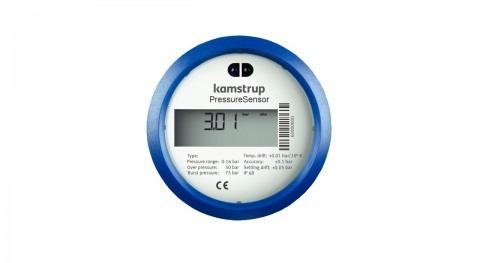 PressureSensor Kamstrup permite gestión inteligente presión