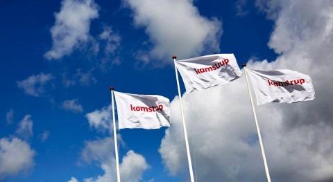 extraordinario desempeño Kamstrup continúa más crecimiento horizonte