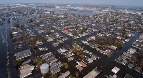 Desplazamientos más lentos ciclones tropicales provocarán mayores inundaciones