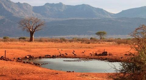 misionera valenciana encuentra agua Kenia 11 años excavaciones