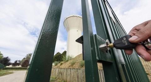Veolia confía seguridad agua llaves electrónicas LOCKEN