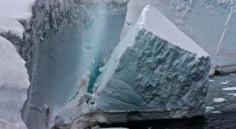 Antártida ha perdido tres billones toneladas hielo 1992