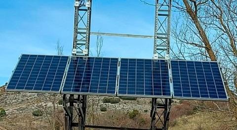 Rioja mejora abastecimiento agua Luezas través uso energía fotovoltaica