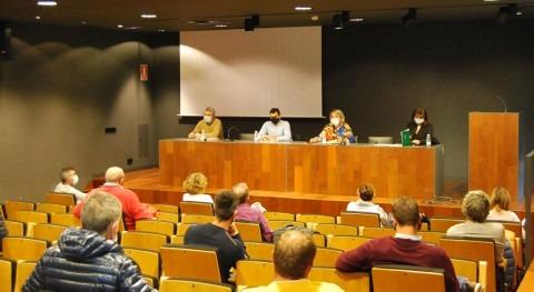 Agricultura y regantes valle Iregua crearán comisión proyecto regadío