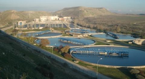 Aqualia se adjudica gestión EDAR Gavia, Madrid