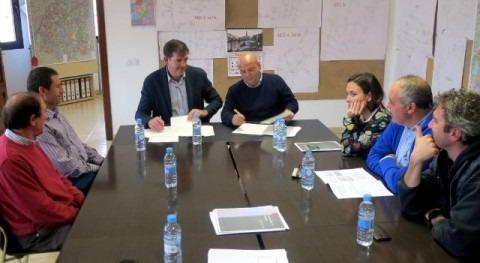 Gobierno riojano aporta 2,4 millones regantes margen izquierda Najerilla