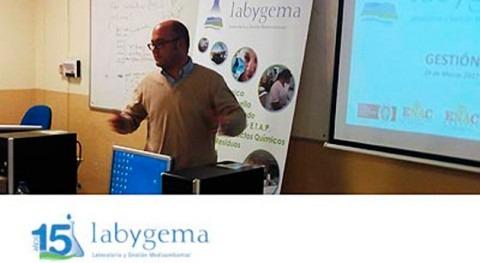 LABYGEMA imparte jornada técnica Universidad Sevilla