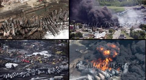 conferencia analizará desastre humano y ambiental Lac-Mégantic (Canadá)