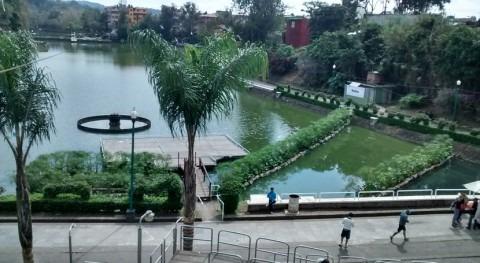 Humedales flotantes, solución descontaminación lagos mexicanos