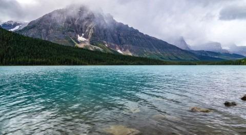 investigación demuestra que lagos están cambiando efecto ser humano