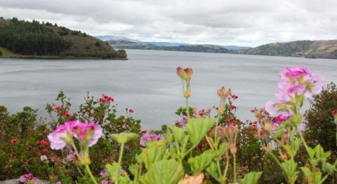 Gobierno colombiano presenta hoja ruta recuperación Lago Tota