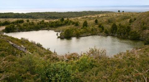 lago Hambre Chile, indicador evolución clima terrestre