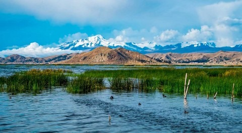 Impulso al programa integral agua Bolivia